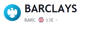 Barclays Share Price   BARC Shares Chart