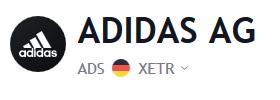 Adidas Aktienkurs | ADS Aktie Chart