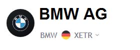 BMW Aktienkurs | BMW Aktie Chart