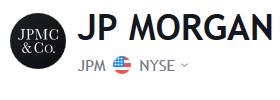 JPMorgan Stock Price | JPM Shares Chart
