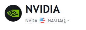 Nvidia Stock Price | NVDA Shares Chart