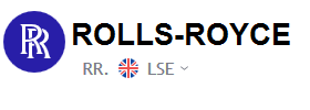Rolls-Royce Share Price   RR. Shares Chart